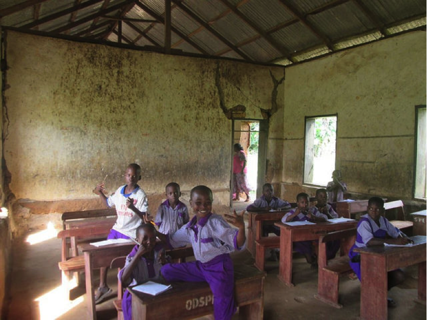 Stay in your School – Un programma di Gemellaggio per la Nigeria