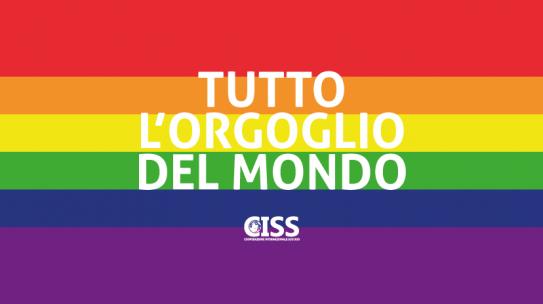 La parata del Palermo Pride a Palermo nel racconto di un giornalista giordano