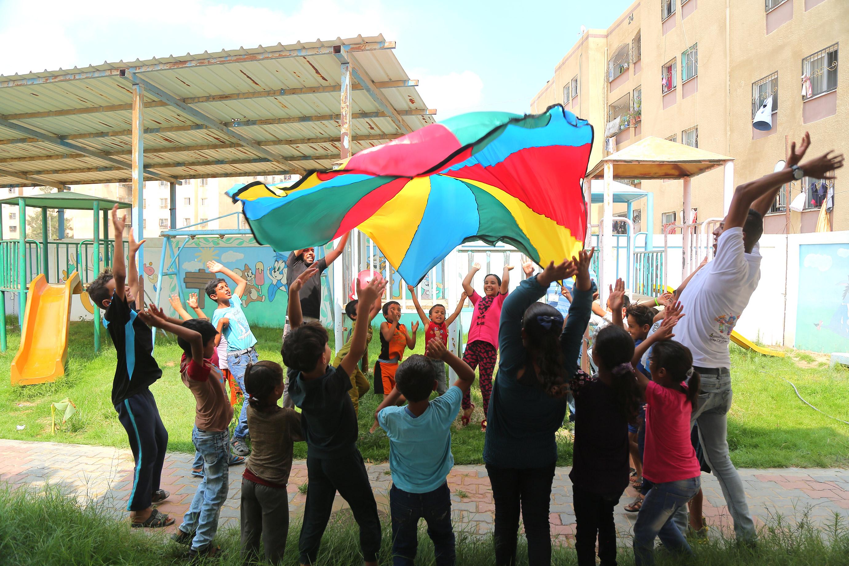 palestina speranza verde ciss
