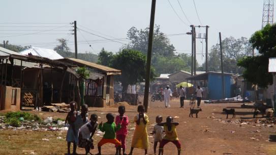 PhotoStory: bambini a Kpatinga, Ghana 2019