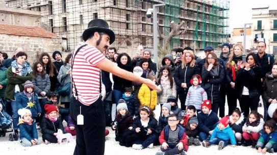 Il racconto del Befana Circus a Sant'Erasmo