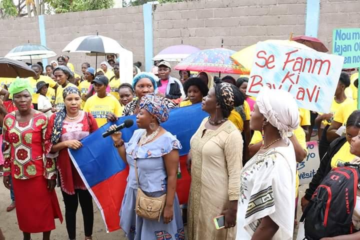 Diritti e protezione delle vittime di violenza: il CISS a supporto delle organizzazioni di donne ad Haiti